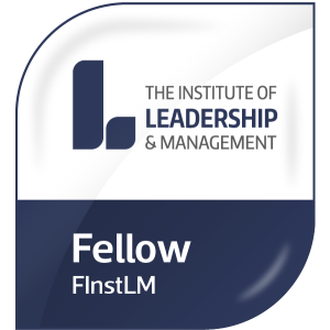 Institute of Leadership Badge